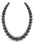 12-14mm Tahitian South Sea Pearl Necklace - AAAA Quality