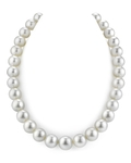 13-14mm White South Sea Pearl Necklace - AAAA Quality