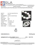15-17mm South Sea Baroque Pearl Necklace - Model Image