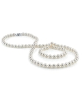 8-9mm Opera Length Freshwater Pearl Necklace
