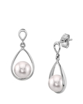 Japanese Akoya Pearl Jess Earrings