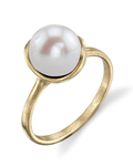 Freshwater Pearl Juliette Ring - Model Image
