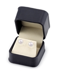 8.5-9.0mm Hanadama Akoya Pearl Stud Earrings - Fourth Image