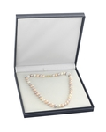 7-8mm Freshwater Multicolor Pearl Necklace - Secondary Image