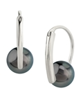 Tahitian South Sea Pearl Heather Earrings