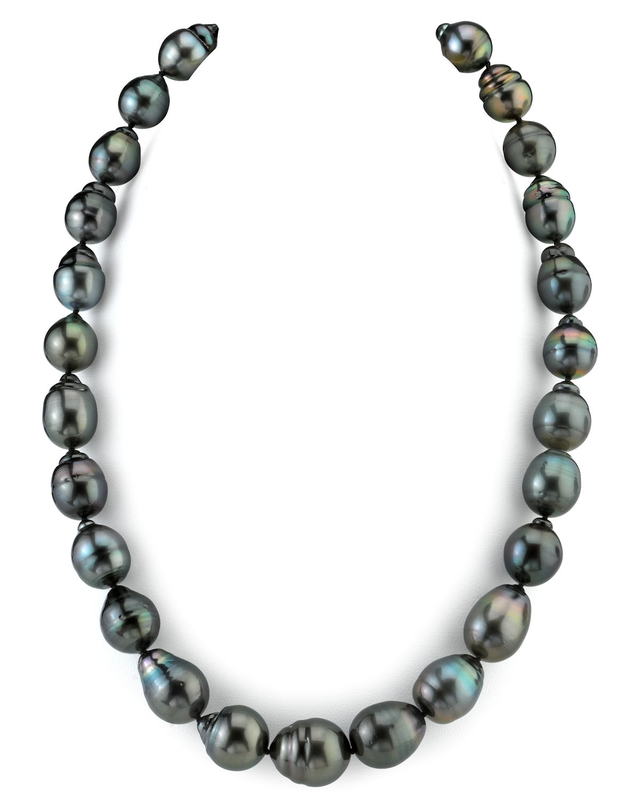 11-13mm Tahitian South Sea Baroque Pearl Necklace