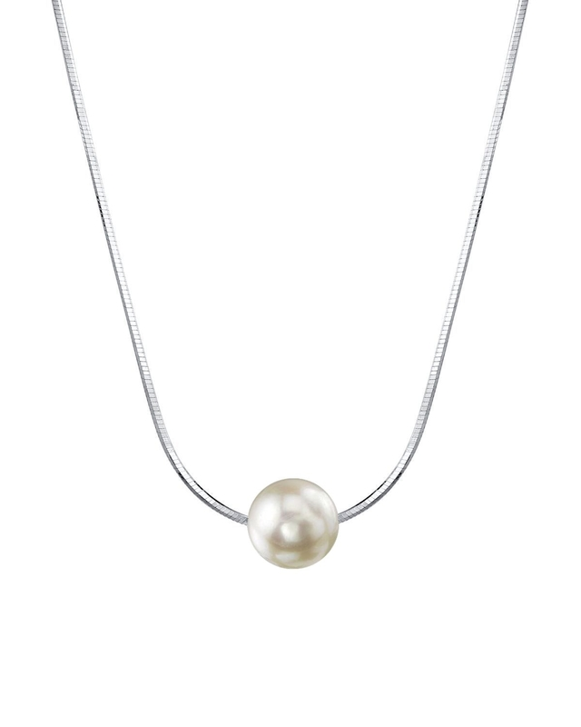 Pearl Moments - 7.5-8.0mm Akoya Pearl Chain Necklace