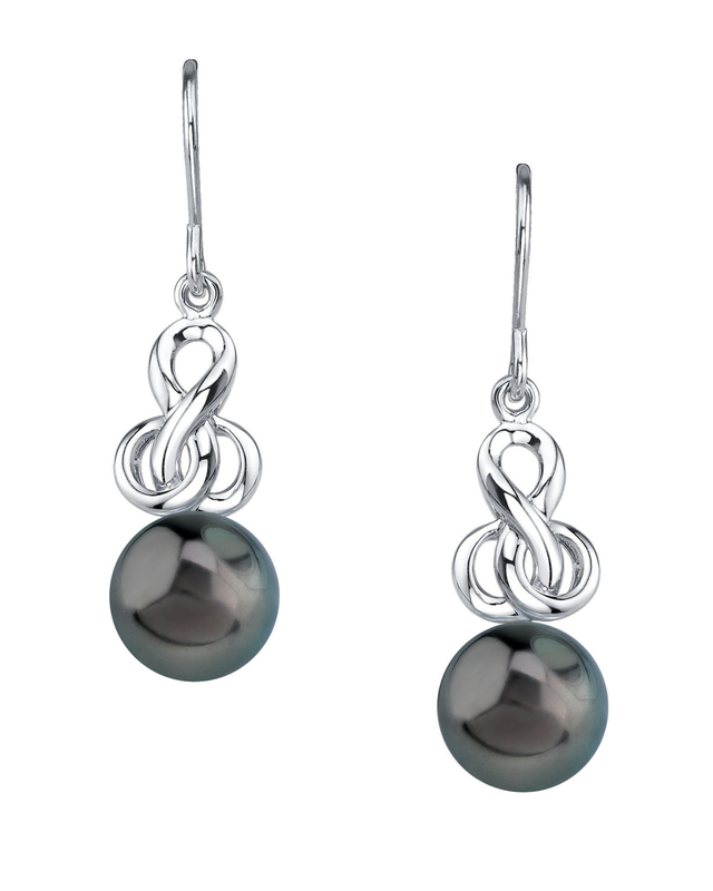 Tahitian South Sea Pearl Adrian Earrings
