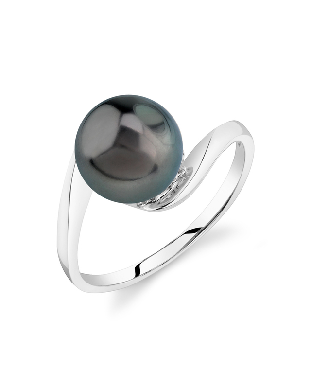 Tahitian South Sea Pearl Felice Ring