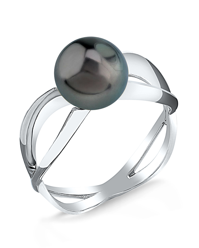 Tahitian South Sea Pearl Lana Ring