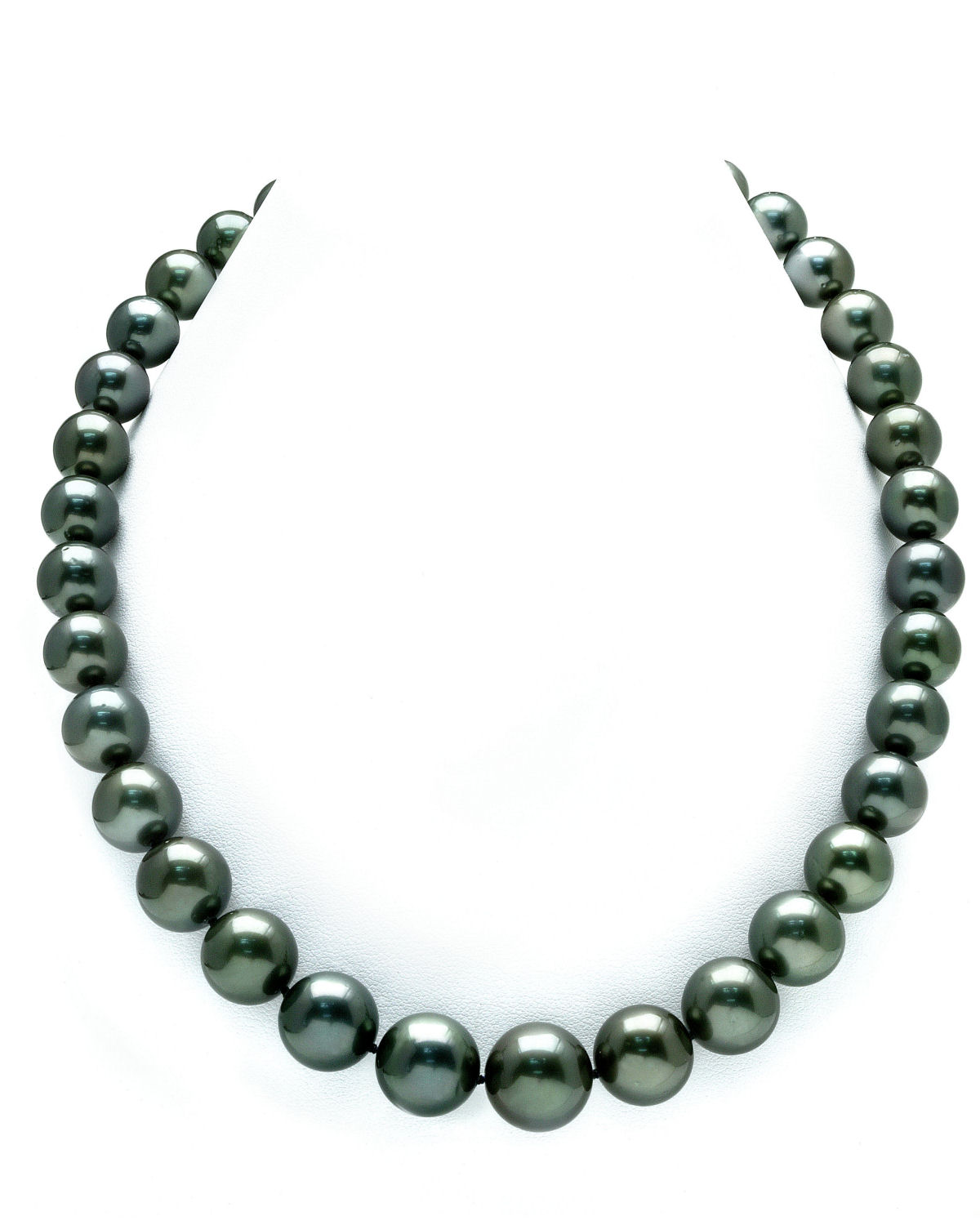 10-12mm Tahitian South Sea Pearl Necklace
