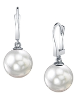 South Sea Pearl Classic Elegance Earrings