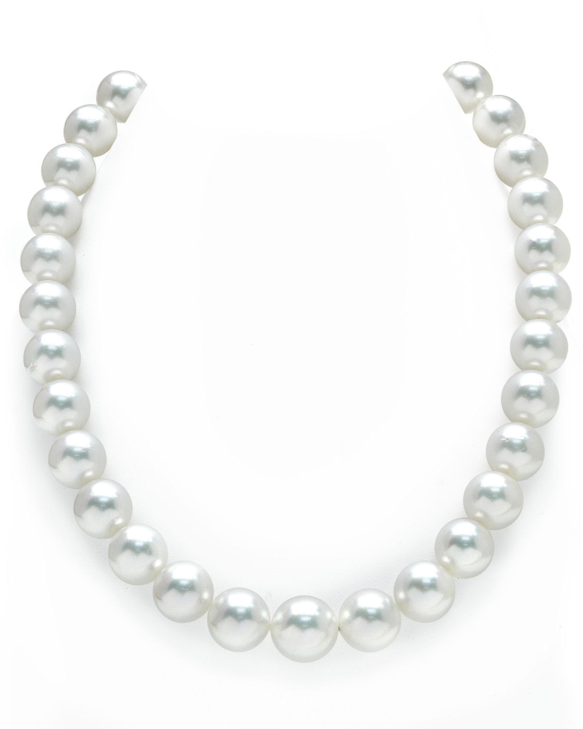 12-14mm White South Sea Pearl Necklace