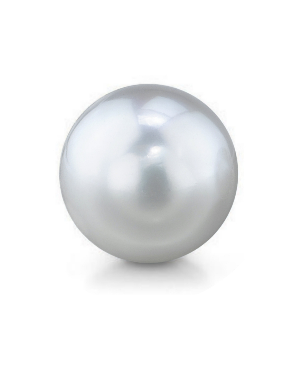 17mm White South Sea Loose Pearl